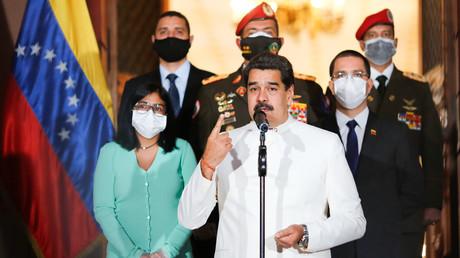 «Nous voulons la paix» : Nicolas Maduro demande aux Américains de s'opposer à l'administration Trump