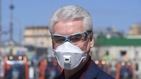 COVID-19 : le port du masque sera obligatoire à Moscou jusqu'à la mi-automne
