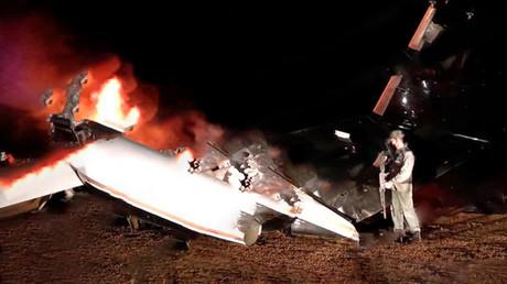 L'armée vénézuélienne annonce avoir abattu un «narco-avion» immatriculé aux Etats-Unis