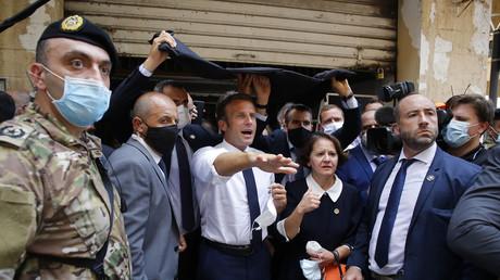 «Le Liban n'est pas un protectorat français» : visite de Macron à Beyrouth sous le feu des critiques