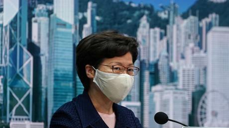 «Barbares et grossières» : Pékin réagit aux sanctions américaines contre des dirigeants de Hong Kong