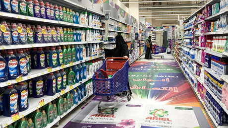 french products boycotted in the middle