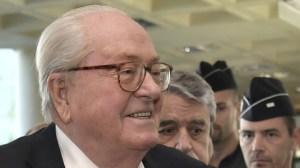 «Une agression que j'ai ressentie de façon modérée» : Jean-Marie Le Pen a été atteint du Covid-19