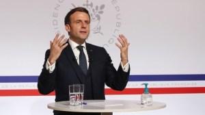 «Je vous ai perdu Klaus» : bug embarrassant lors de l'intervention de Macron au Forum de Davos