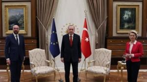 «Provocation», «humiliation» : un incident entre Erdogan et Ursula von der Leyen crée la polémique