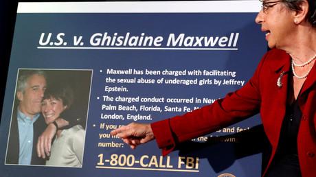 Affaire Epstein : report du procès de Ghislaine Maxwell à l'automne