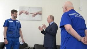 Vladimir Poutine également favorable à la levée des brevets sur les vaccins anti-Covid 19