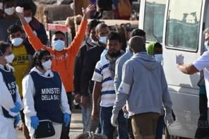 Les premiers cas de variant Delta du Covid-19 en Sicile détectés sur des migrants