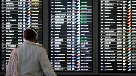 La Russie annonce la reprise du trafic aérien avec la France après plus d'un an de suspension