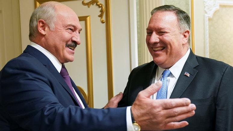 WP: покупая нефть у США, Лукашенко шлёт сигнал России