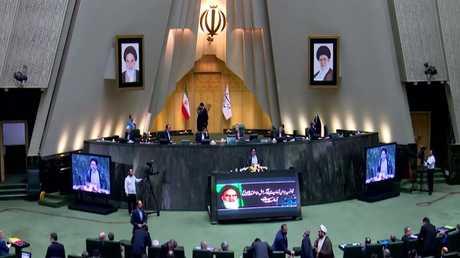 طهران: استخبارات أجنبية وراء الاحتجاجات