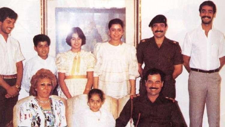مصادرة أملاك صدام حسين وأبنائه وأحفاده وأقاربه حتى الدرجة الثانية