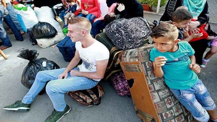 الأمم المتحدة: نزوح أكثر من مليون سوري بسبب الظروف القاسية