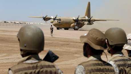 صورة أرشيفية - قاعدة عسكرية سعودية