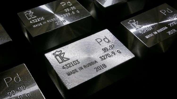 لأول مرة منذ 16 عاما.. سعر البالاديوم يتجاوز سعر الذهب