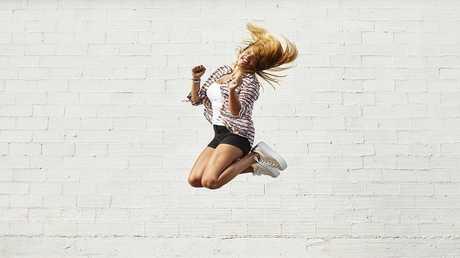 القفز  دقائق العلو الأسبوع يقي النساء من هشاشة العظام