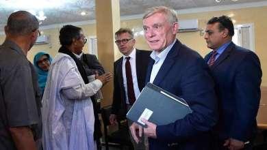 عقد جولة ثانية من محادثات البادية الغربية العلو جنيف 3