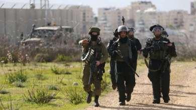 الجيش الإسرائيلي يعلن رشق دورياته بعبوات متفجرة العلو نابلس 11