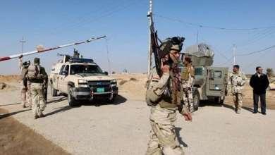 القبض على مسؤول التمويل لدى داعش غرب العراق 13