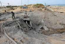 مصدر طبي: حالات اختناق بغازات مجهولة العلو بلدتين شمال غرب حماة بعد استهدافهما بقذائف صاروخية 8