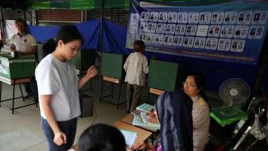 السلطات التايلاندية تمنع الناخبين من التقاط صور أثناء عملية الاقتراع 1