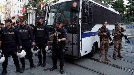 """Turkey warns Greece of turning into a haven for """"terrorist organizations"""""""