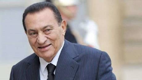 mubarak waved the war against israel in response to pressure to annex land from sinai in the gaza strip