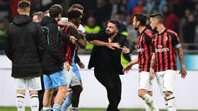 غاتوزو يفرض عقوبة قاسية على لاعبي ميلان