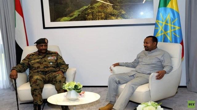 إثيوبيا تقود أول وساطة في السودان
