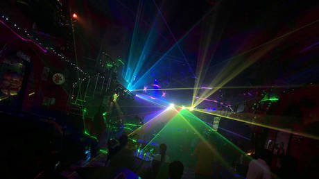 """a storm of controversy after the announcement of the opening of the first """"disco"""" in saudi arabia"""