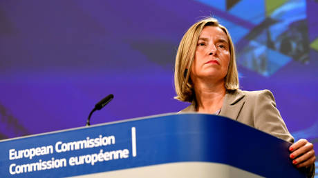 european union foreign ministers call for a reduction in the escalation of the offensive in the gulf of oman
