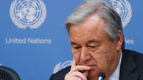 UN calls for new escalation in Strait of Hormuz