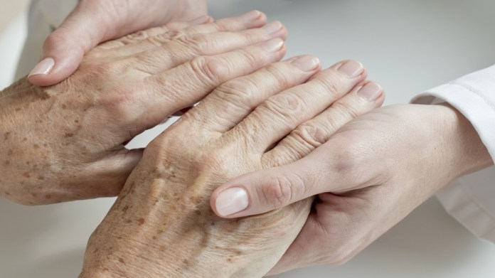 Home hand test reveals the possibility of a disease without a drug!