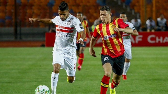 Esperance and Zamalek face to face in Tunisia ... the starting lineup