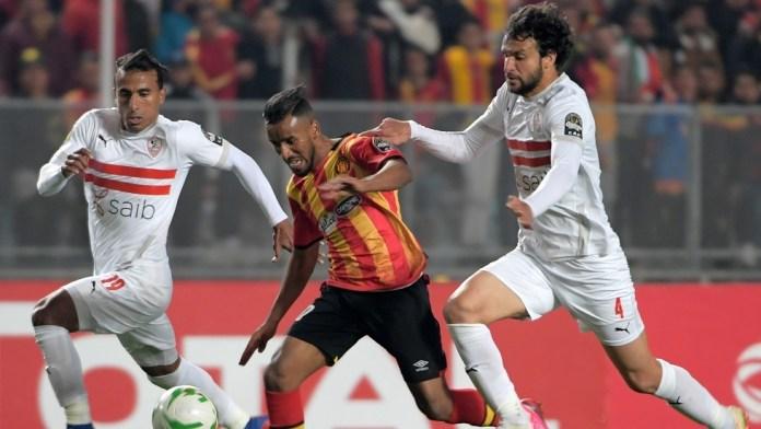 Watch ... Esperance wins the taste of Alqam over Zamalek