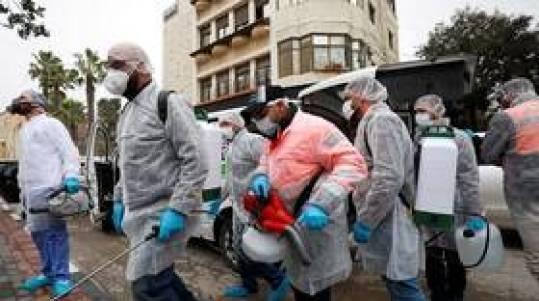 الاقتصاد الفلسطينية توقف استيراد منتجات شركة إسرائيلية أصيب أحد عمالها بكورونا