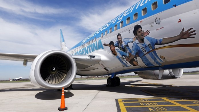 Messi's private plane survives the crash and makes an emergency landing in Brussels