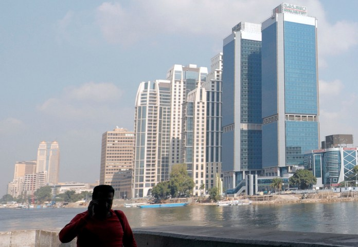 Egypt acquires an African bank