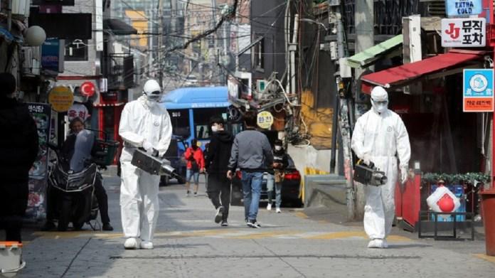 كوريا الجنوبية .. لليوم الثالث على التوالي هناك أقل من 20 حالة كورونا