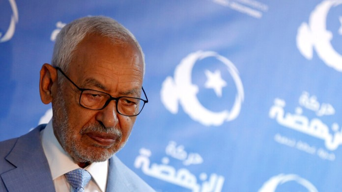 Al-Nahda Movement: parties outside Tunisia that were worried about democracy in our country