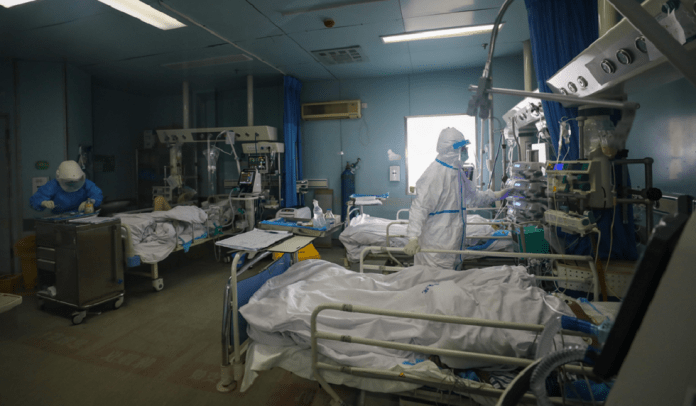 Syria: Precise surgical work for elderly people with corona