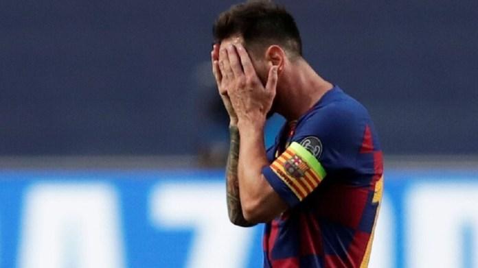 Barcelona sanctions on