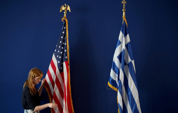 Washington and Athens agree on joint energy and gas projects in the Mediterranean