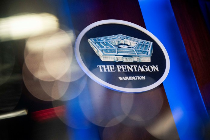 Pentagon: We never want war with China