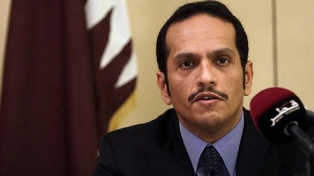 وزير خارجية قطر: حان الوقت كي تبدأ دول الخليج العربية المحادثات مع إيران