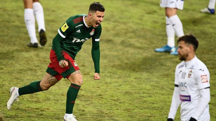 Lokomotiv wins Moscow derby against CSKA with double (video)