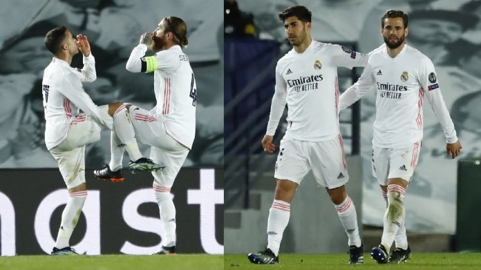 Real Madrid reach the Champions League quarter-finals deservedly (video)