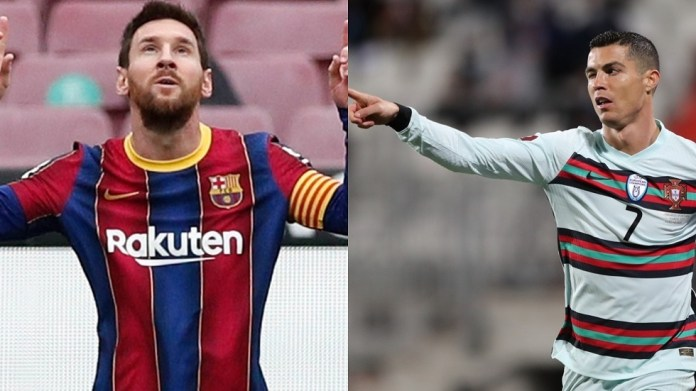 Why is Messi called?