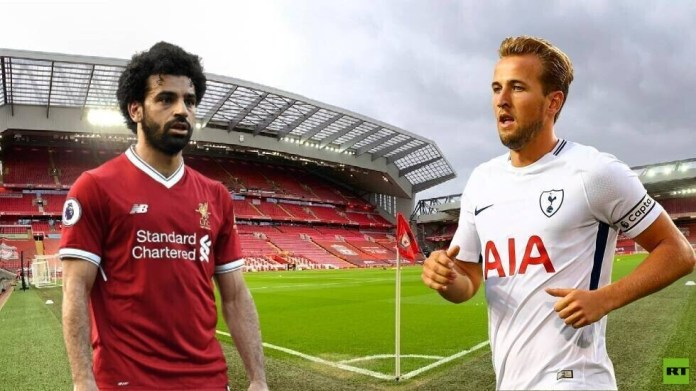 Tottenham are tied ... and Kane clinches the top scorer from Salah