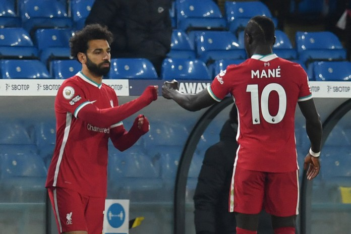 Liverpool legend criticizes Salah and Mane after Liverpool stumbled against Newcastle